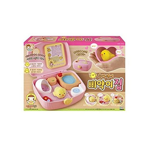 Mimiworld-Talkative-Chick-House-Toy-Talking-Toy-Mimi-World-For-Chick & Purier Toy30ml