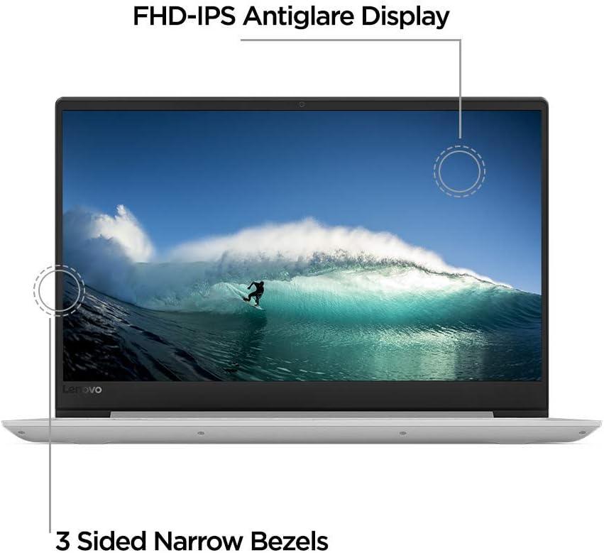 "2019 Newest Lenovo 330S Ultra-Slim Business Laptop 14"" FHD IPS AntiGlare Display Intel i5-8250u, 8GB DDR4 RAM, 256GB SSD, Dolby Audio, HDMI, Backlit-Keyboard, WiFi, Webcam, Rapid Charge,Windows 10"