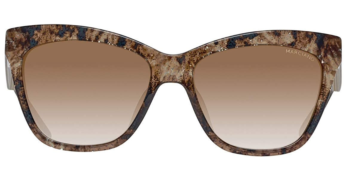 GUEX5 Sonnenbrille GM0733 5547F, Gafas de sol para Mujer, Marrón (Braun) 55