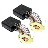 Ridgid R4510 / R45101 Table Saw (2 Pack) Replacement Carbon Brush # 089037004271-2pk
