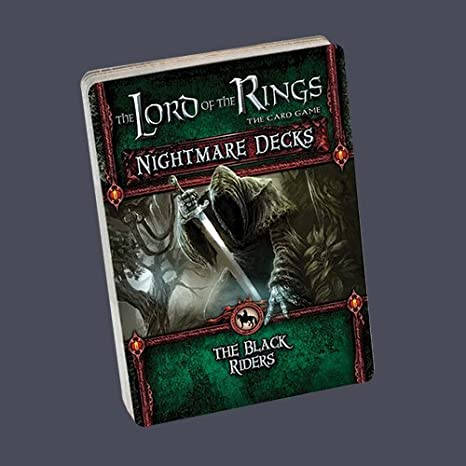 The Black Riders Nightmare Decks The Lord of the Rings LCG