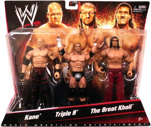WWE Triple H Basic Action Figure - 8