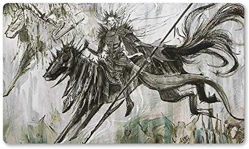 Amazon.com: MURDEROUS Rider - Juego de mesa y alfombrilla de ...