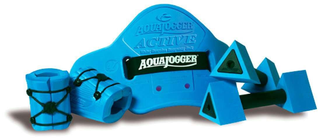 AquaJogger Active Value Pack (Active Belt, ActiveBells, X-Cuffs) AP480