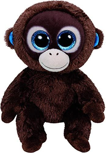 """CHARMING the 6/"""" MONKEY NO HANG TAG TY BEANIE BOOS BOO/'S"""