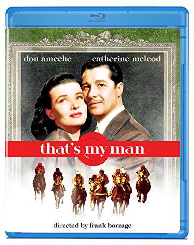 That's My Man [Blu-ray]