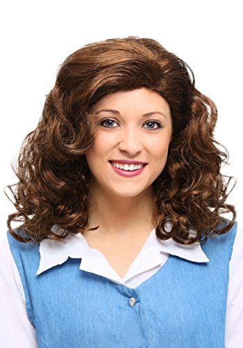 Jennifer Back To The Future Costume (Fun Costumes Back to The Future Jennifer Parker Wig)