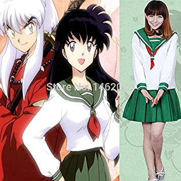 Amazon.com: Hundred Arts Anime Inuyasha Higurashi Kagome ...