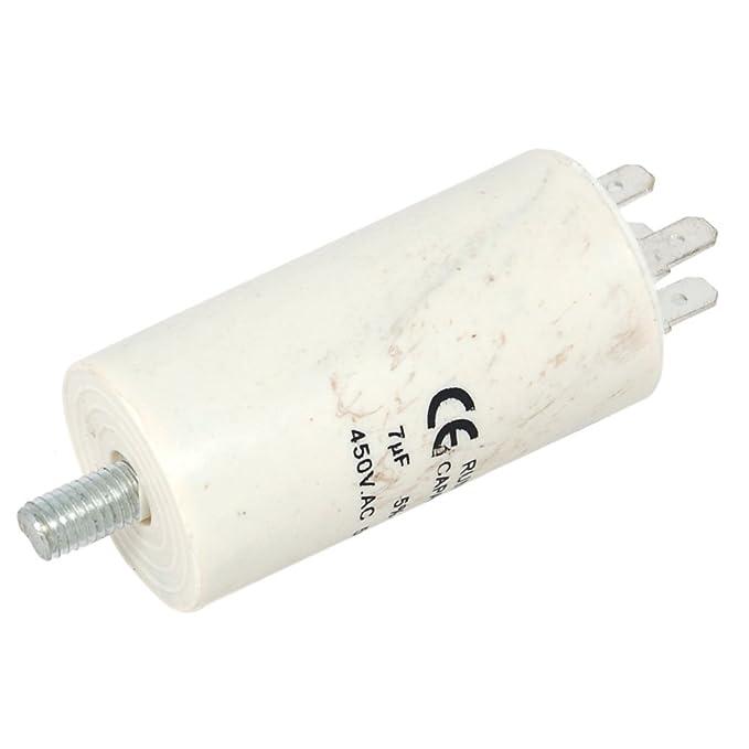 Condensador – 7UF para General Electric para nevera congelador ...