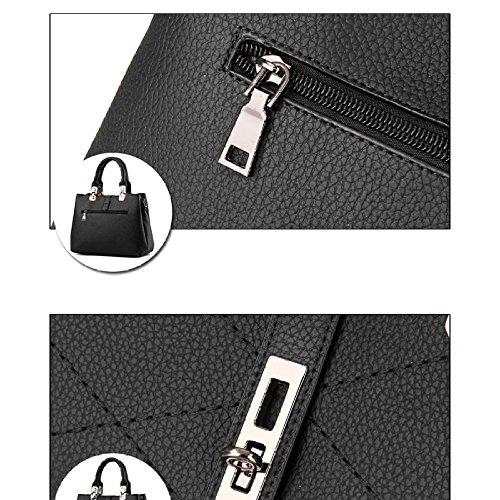 Extérieur Sacs Loisirs Coréen Paquet Épaule Yxlong Dames White Explosion Main Commerce Diagonale À wEqYPAY4vx