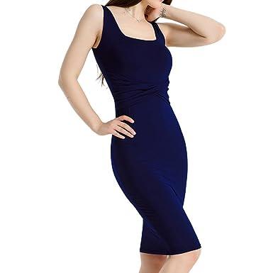3f89616b4 Cinnamou 2018 Vestidos Sexy Mujer Verano de Fiesta Vestidos sexys Club  Largos Sexis Mujeres Ajustados y Elegantes Noche  Amazon.es  Ropa y  accesorios