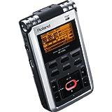 Roland R-05 WAVE/MP3 Recorder w/Bonus Deluxe RIS Picks (x3) 761294411605