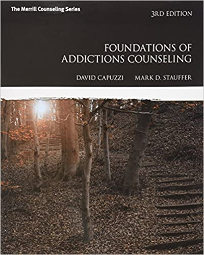 ''NEW'' Foundations Of Addictions Counseling With MyCounselingLab With Pearson EText -- Access Card Package (3rd Edition). Online Nosotros Banca Acronyms denote Royal