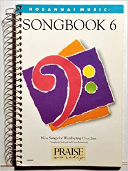 Hosanna Music Songbook Pdf