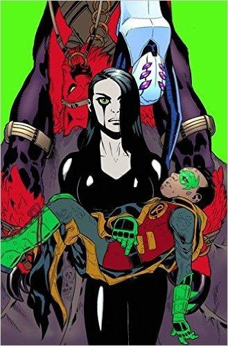Robin Son of Batman #5