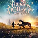 A Hundred Horses Audiobook by Sarah Lean Narrated by Mandy Williams