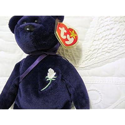 Ty Beanie Babies - Princess Bear: Toys & Games