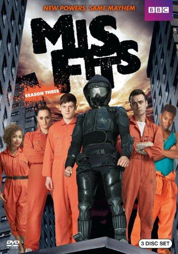 Misfits: Season 3