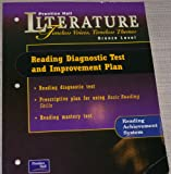 Reading Diagnostic Test and Improvement Plan Bronze Level (Literature Timeless Voices, Timeless Themes)