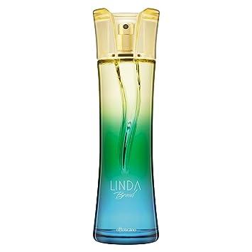 Linha Linda Boticario - Colonia Linda Brasil 100 Ml - (Boticario Linda Collection - Linda Brasil Eau de...