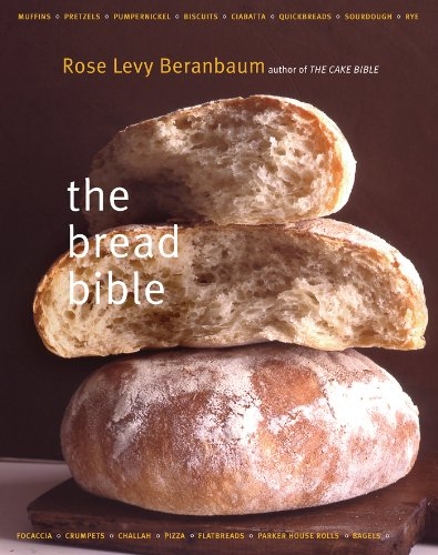 The Bread Bible cover