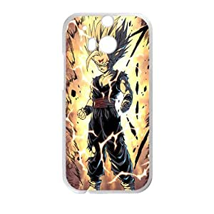 ZXCV Dragon ball cartoon pattern Cell Phone Case for HTC One M8