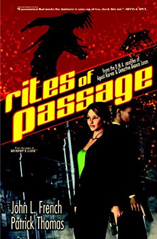 book cover of Rites Of Passage