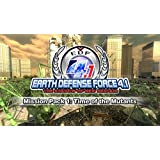 EARTH DEFENSE FORCE 4.1(地球防衛軍4.1 ) DLC  Mission Pack 1: Time of the Mutants [オンラインコード]