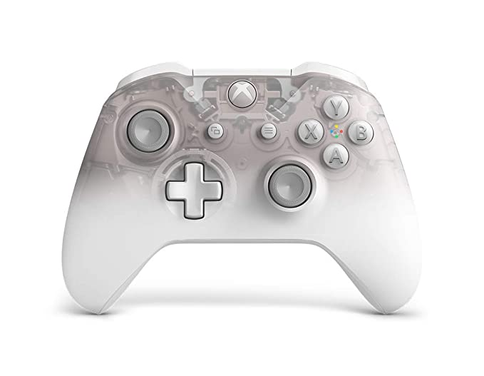Manette Xbox One Spéciale Phantom White