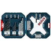 Bosch MS4034 juego de brocas y brocas de 34 piezas