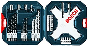 Bosch MS4034 34-Pc. Drill and Drive Bit Set