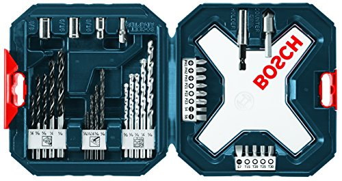 (Bosch MS4034 34-Piece Drill and Drive Bit Set)