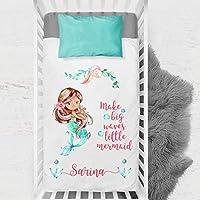 Mermaid Baby Blanket
