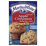 Martha White Apple Cinnamon Muffin Mix, 7 oz