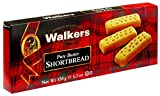 #9: Walkers Shortbread Fingers, 5.3-oz. Boxes (Count of 6)