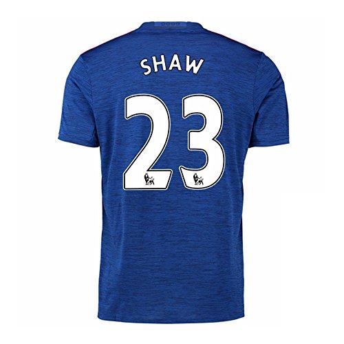 2016-17 Manchester United Away Shirt (Shaw 23) - Kids