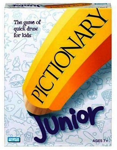 Pictionary Jr (A Word That Starts With J)