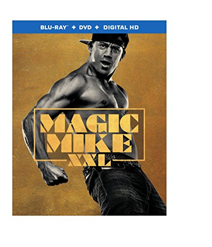 Blu-ray : Magic Mike XXL (With DVD, Digitally Mastered in HD, 2 Disc)