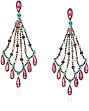 kate spade new york Cascade Statement Drop Earrings