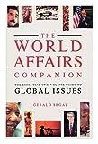 World Affairs Companion, Gerald Segal, 0671741578