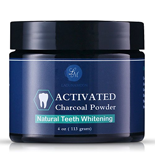 Lagunamoon Teeth Whitening Activated Charcoal P...
