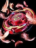 ★即決★ベイブレードバースト ドランザーフレイム.Y.Zt メタルレッドVer. (全員応募サービス コロコロアニキ春号付録) ドランザーF 限定