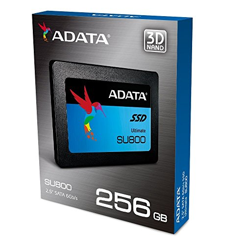 ADATA SU800 256GB 3D-NAND 2.5 Inch SATA III High Speed Read & Write up to 560MB/s & 520MB/s Solid State Drive (ASU800SS-256GT-C) by ADATA (Image #5)