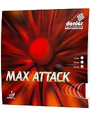 Donier Goma de Ping Pong | MAX Attack | Goma de Tenis de Mesa Fabricada en Europa para Palas y Maderas de Tenis de Mesa | Rendimiento de Competición | Personaliza tu Pala Raqueta