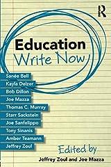 Education Write Now Paperback