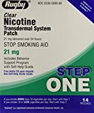 Clear Nicotine Patches - Best Reviews Guide