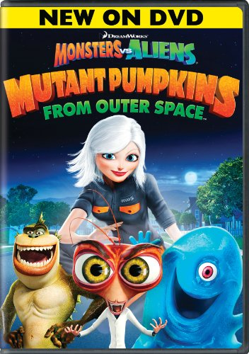 Monsters vs Aliens: Mutant Pumpkins from Outer Space (Good Halloween Animated Movies)