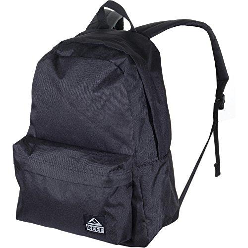 Bag Reef Black - Reef Mens Moving On Backpack Bag, Black, One Size