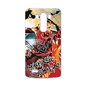 Michael Jordan ahionable And Popular Back Case Cover For LG G3