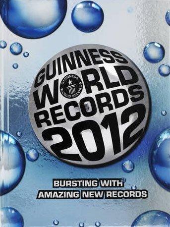 Guinness World Records 2012.